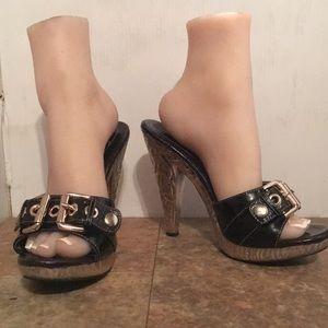 Juno New York vintage heels sz 7